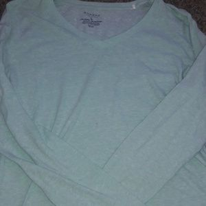 Large Sonoma Long Sleeved V-neck T